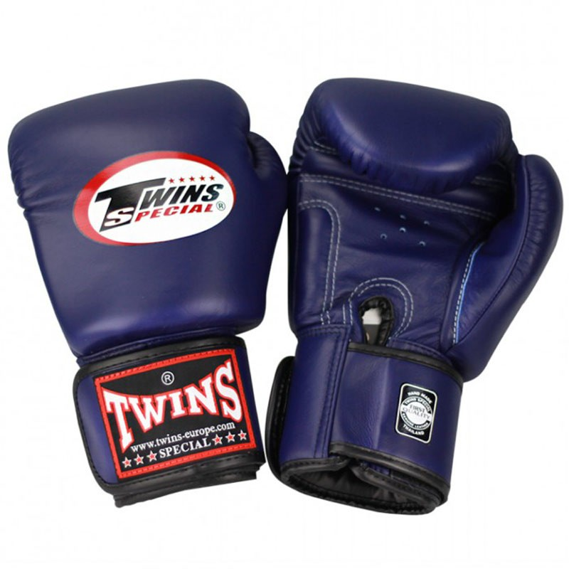 Twins BGVL 3 Navy Blue Boxhandschuhe Leder