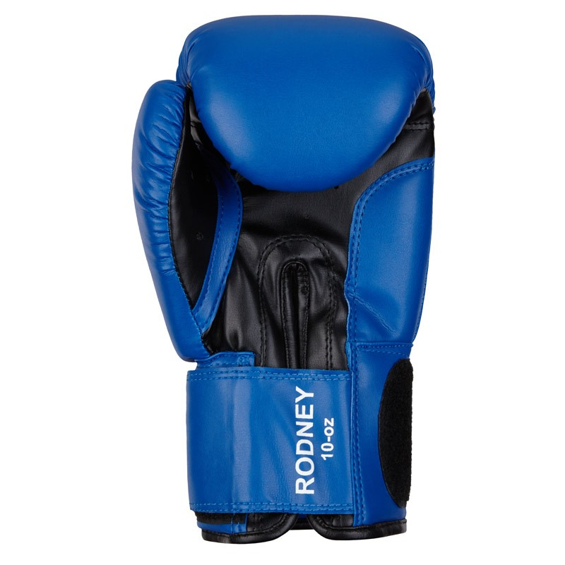Benlee Artif. Leather Boxing Gloves Rodney Blue Black