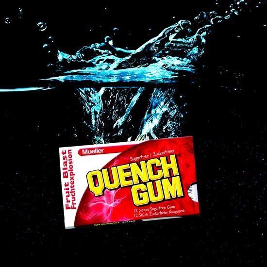 Mueller Quench Gum Kaugummi
