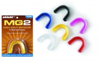 SHIELD-WILSON MG2 Zahnschutz zweistufig, Kinder