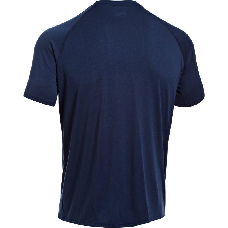 abverkauf under armour reverb logo tee dark blue g252nstig