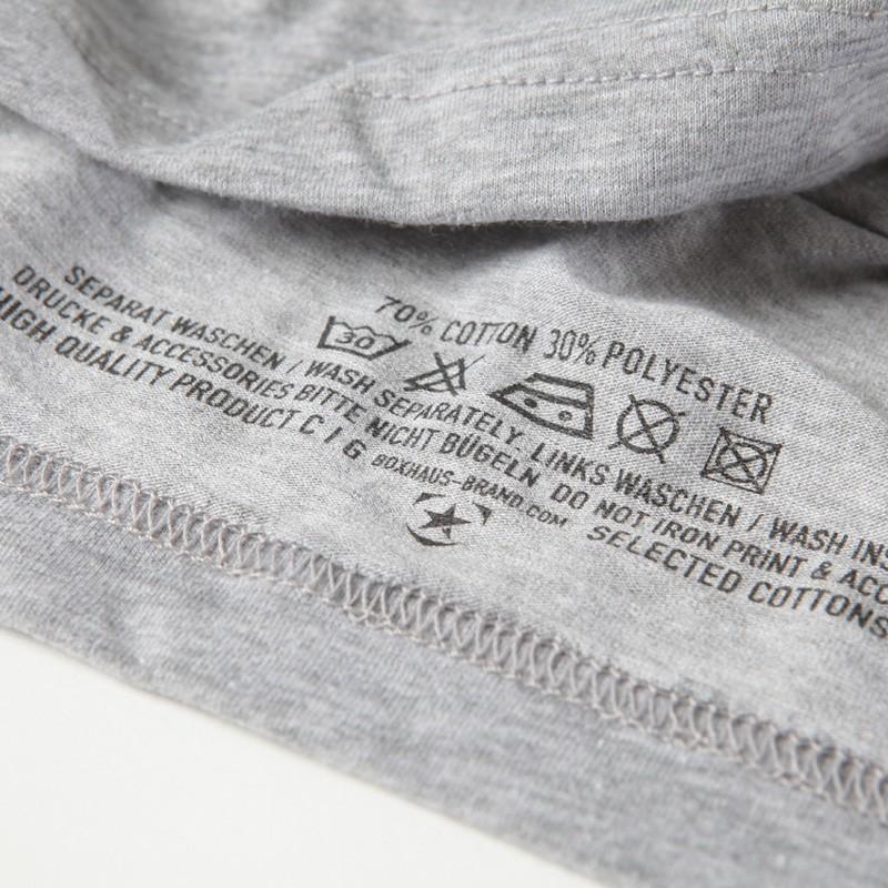 Abverkauf INCEPT 1.0 Shirt grey htr XS
