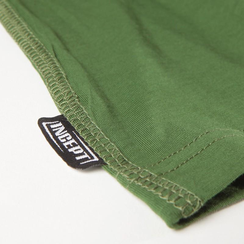 Abverkauf INCEPT 1.0 Shirt armygreen XS