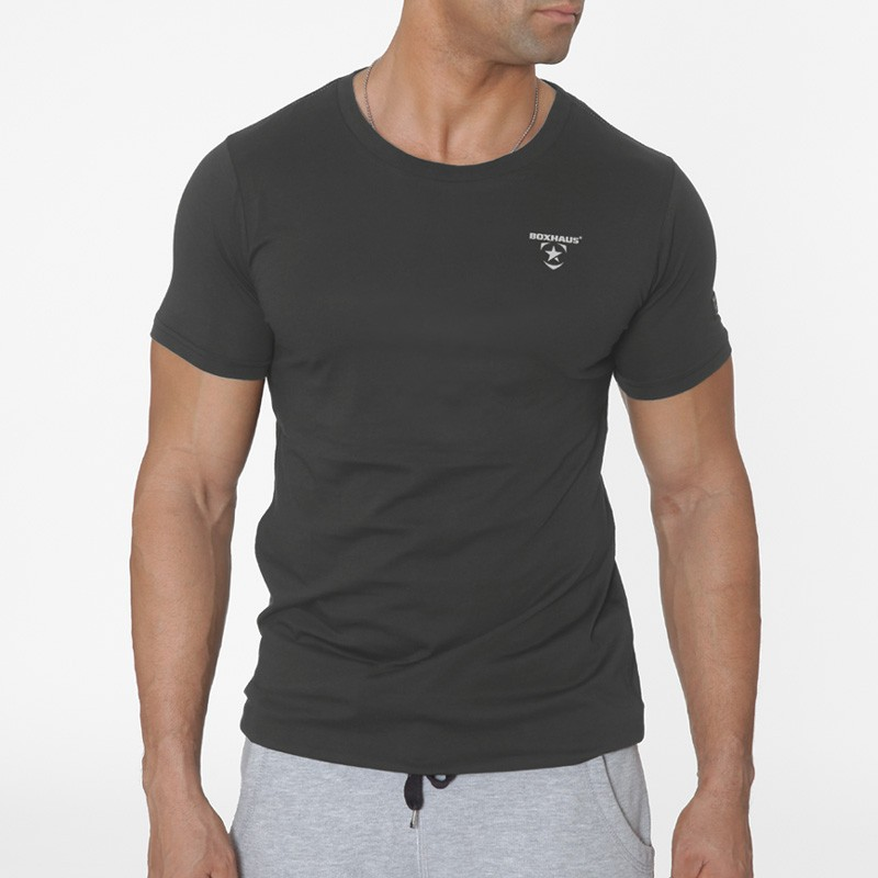 Abverkauf  INCEPT basic Shirt anthrazit