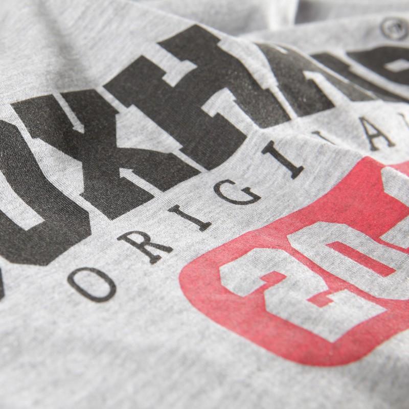 Abverkauf BOXHAUS Brand DESPITE Shirt grey htr XS