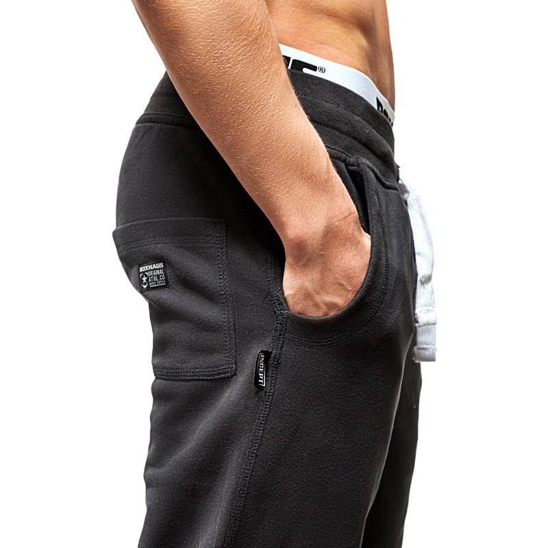 Abverkauf Incept 1.0 Sport Pant iron black by BOXHAUS Brand S XXL
