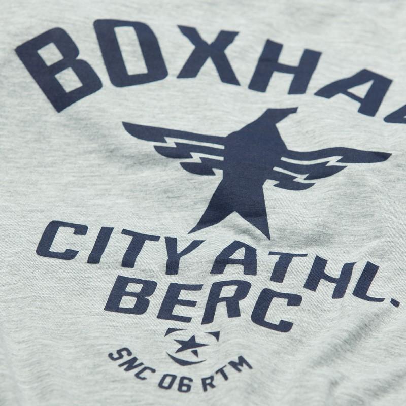 Abverkauf  BOXHAUS Brand SOAR T- Shirt Grey
