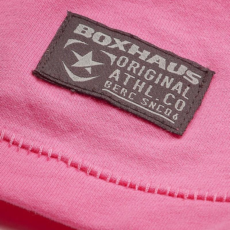 Abverkauf BOXHAUS Brand Nate T-Shirt rasby red