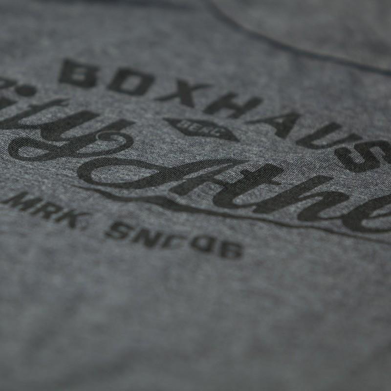 Deal des Monats  BOXHAUS Brand Trained Tank Top Men black htr