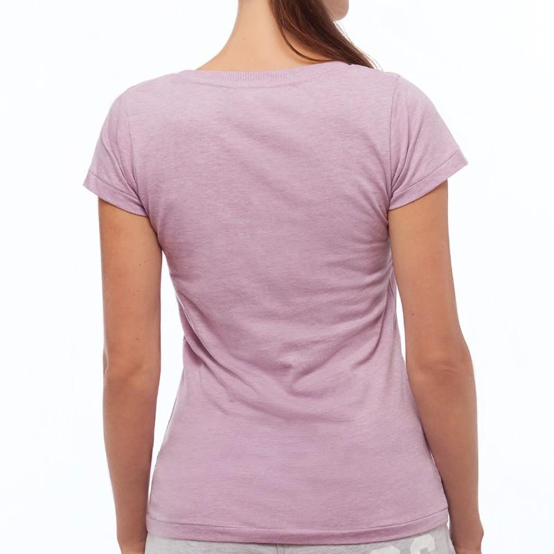 Abverkauf BOXHAUS Brand Emma Rica Women T-Shirt lavendel