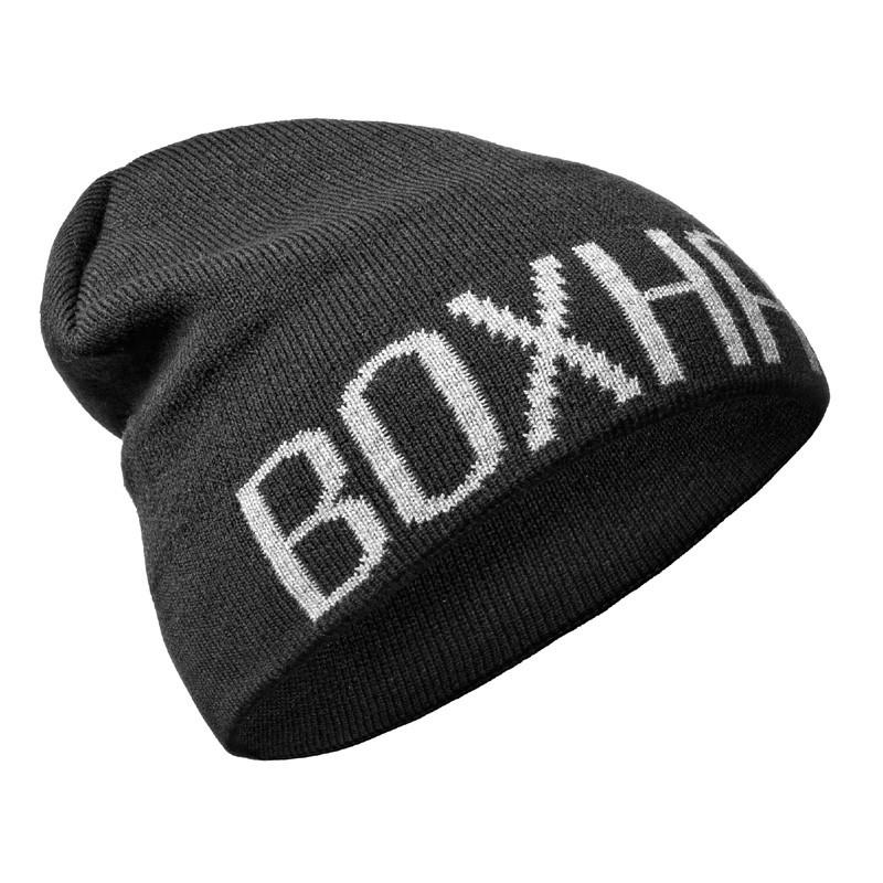 Abverkauf Shike 1.0 Beanie black by BOXHAUS Brand