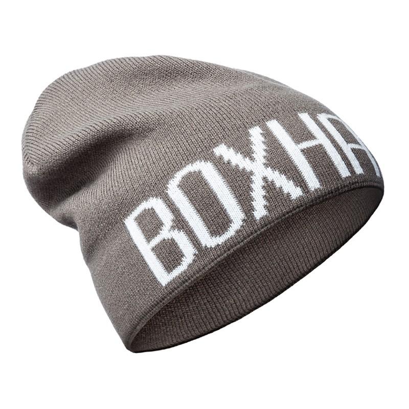 Abverkauf Shike 1.0 Beanie cay brown by BOXHAUS Brand