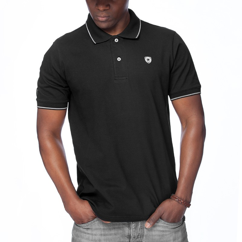 Abverkauf Incept Poloshirt black