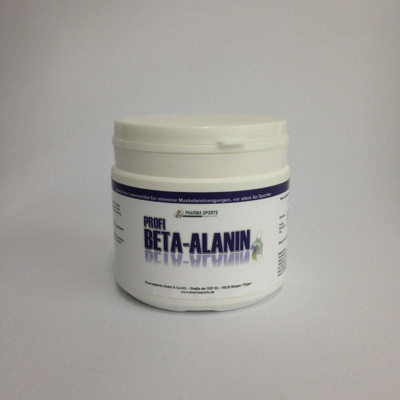 Abverkauf Pharmasports Profi Beta Alanin 250g