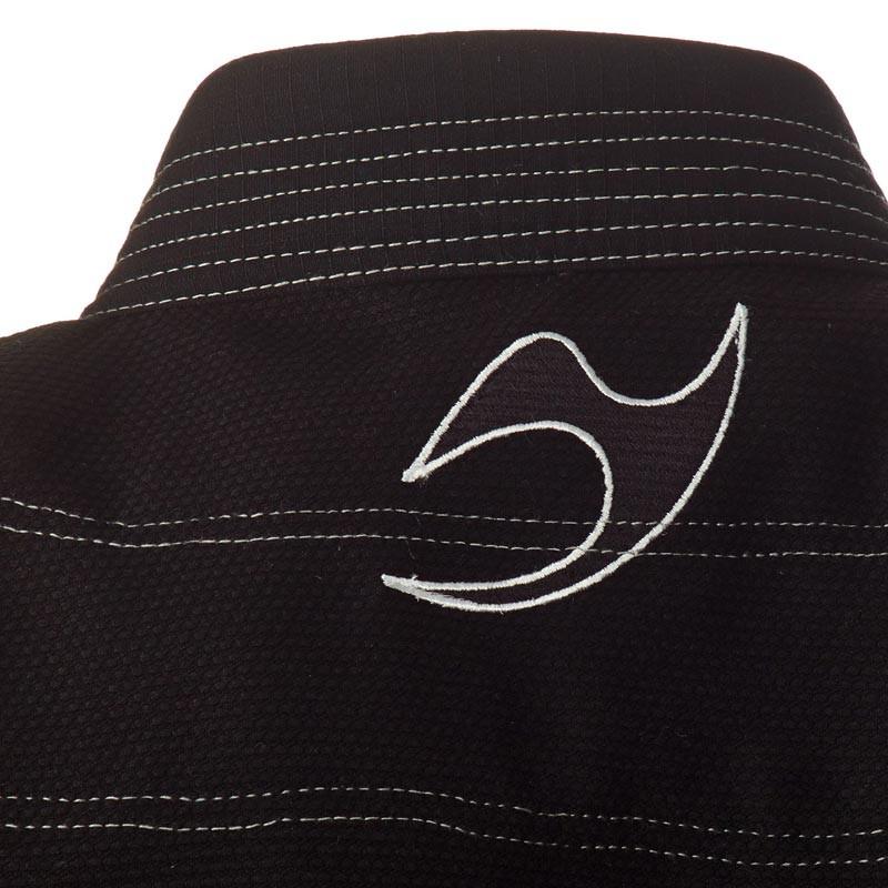 Abverkauf Ju- Sports BJJ Anzug Extreme Black 2.0