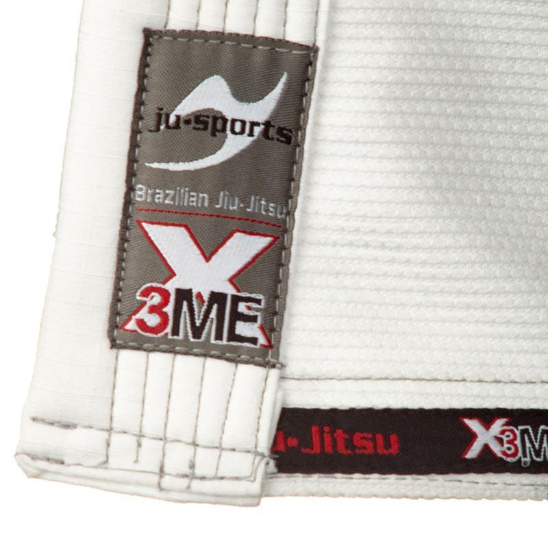 Abverkauf Ju- Sports BJJ Anzug Extreme White 2.0