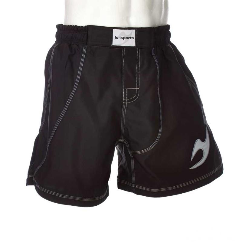 Abverkauf Ju- Sports MMA Grappling Short Motion Pro Black