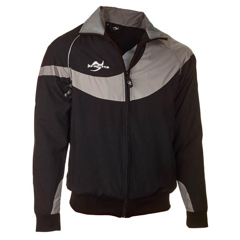 Abverkauf Ju- Sports Teamwear Element C1 Jacke Schwarz