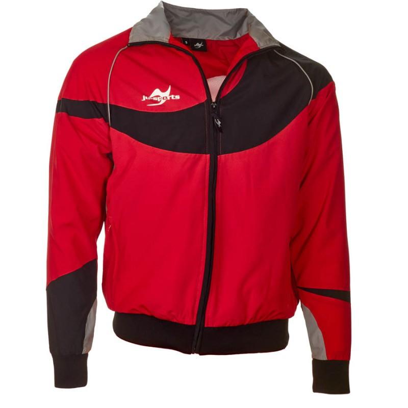 Ju- Sports Teamwear Element C1 Jacke Rot