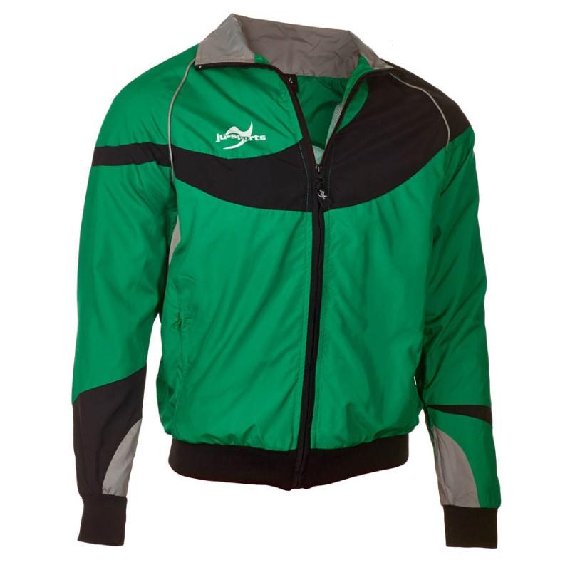Ju- Sports Teamwear Element C1 Jacke Grün