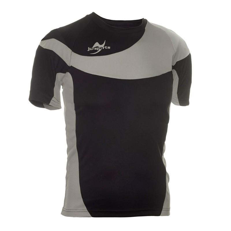 Abverkauf Ju- Sports Teamwear Element C1 Shirt Schwarz