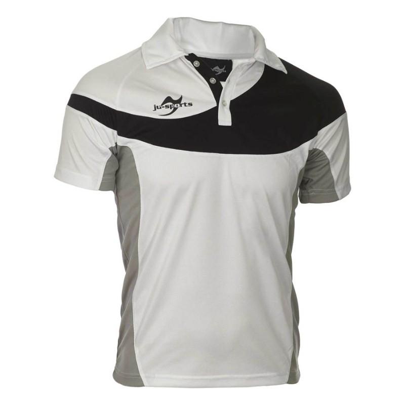 Abverkauf Ju- Sports Teamwear Element C1 Polo Weiss