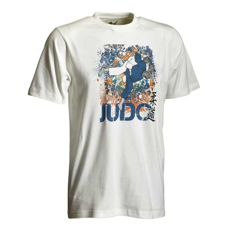 Ju- Sports Judo Shirt All Japan Weiss Kids