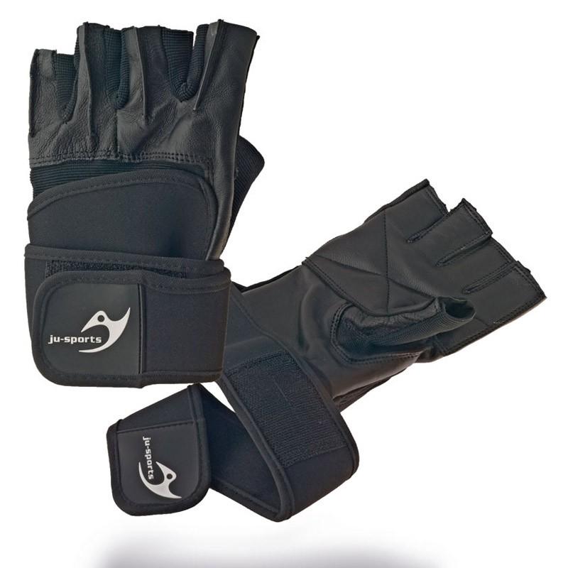Abverkauf Ju- Sports Trainingshandschuh Pro Stabilizer Leder