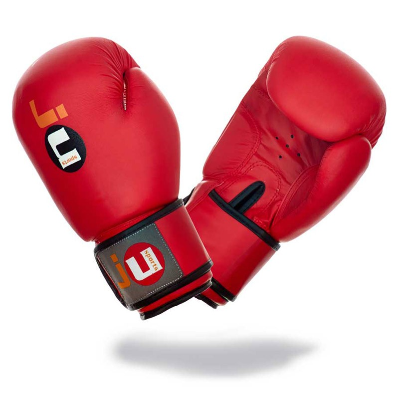 Ju- Sports Training Boxhandschuhe Rot