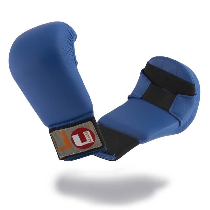 Ju- Sports Karate Handschutz Blau