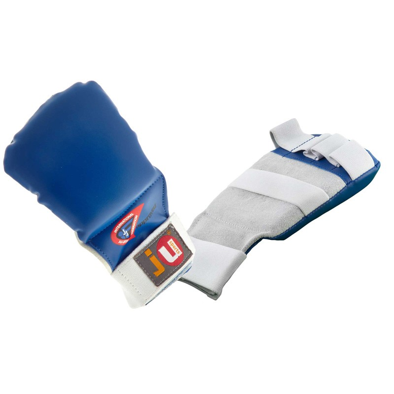 Ju- Sports Ju Jutsu Handschutz Pro Blau
