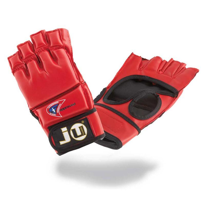 Abverkauf Ju- Sports Handschutz Intermediate Rot