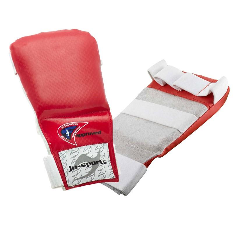 Abverkauf Ju- Sports Handschutz Ju Jutsu Pro Quick Rot
