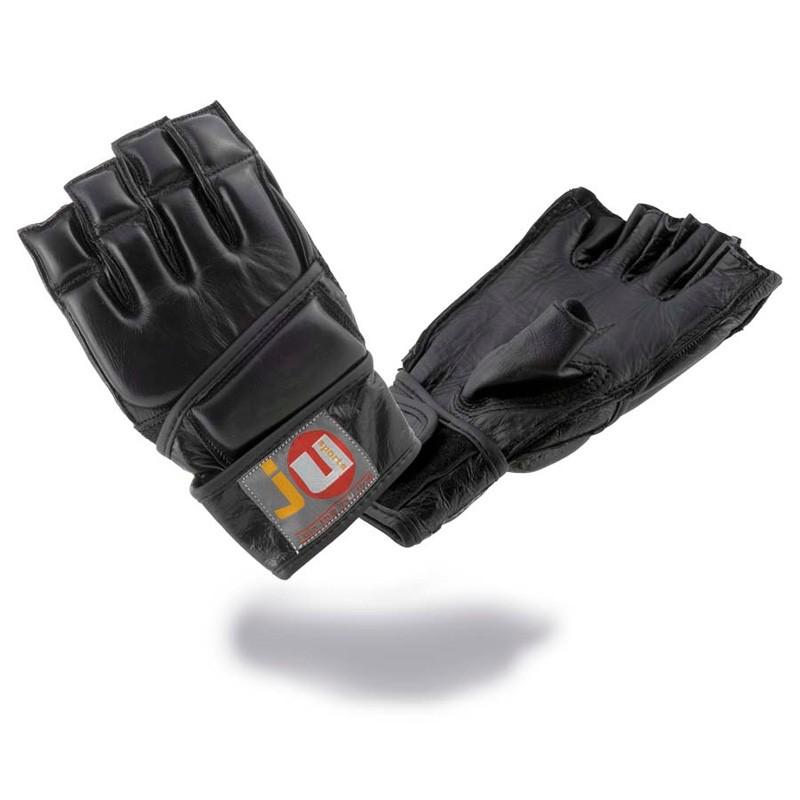 Abverkauf Ju- Sports Handschutz Freefight Section Pro Black