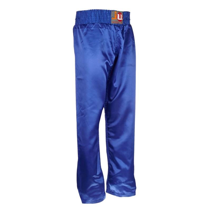 Ju- Sports Kickboxhose Uni Blau