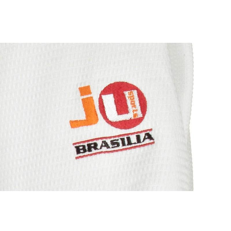 Ju- Sports Ju Jutsu Anzug Brasilia Weiss