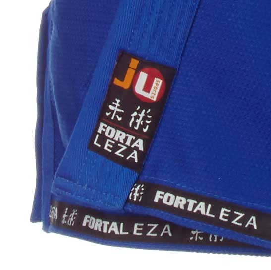 Ju- Sports BJJ Starter Gi Fortaleza Inkl. BJJ Gürtel Blau