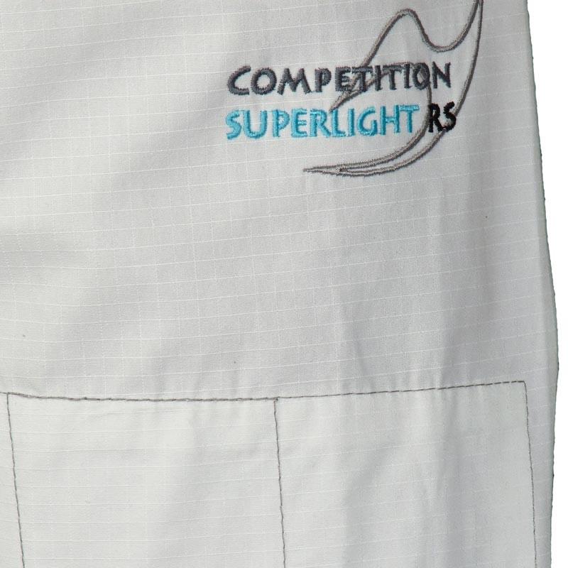 Ju- Sports BJJ Gi Competition Superlight RS White RipStop