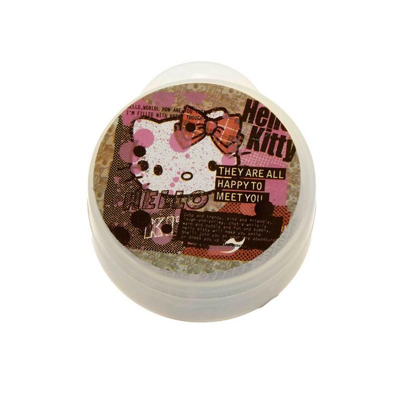 Hello Kitty Zahnschutzbox Punk Chic