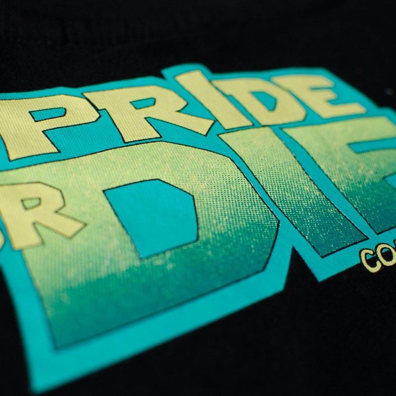 Abverkauf Pride Or Die Tee Comix
