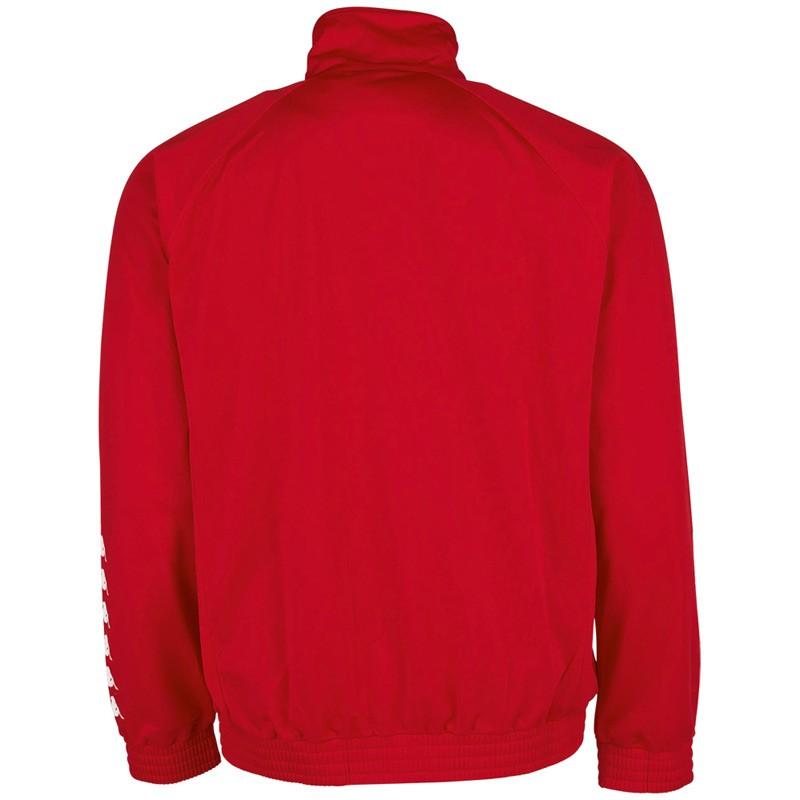 Abverkauf Kappa Till Tracksuit Junior Racing Red