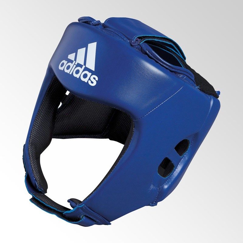 Abverkauf Adidas Amateur Boxing Headguard Blue