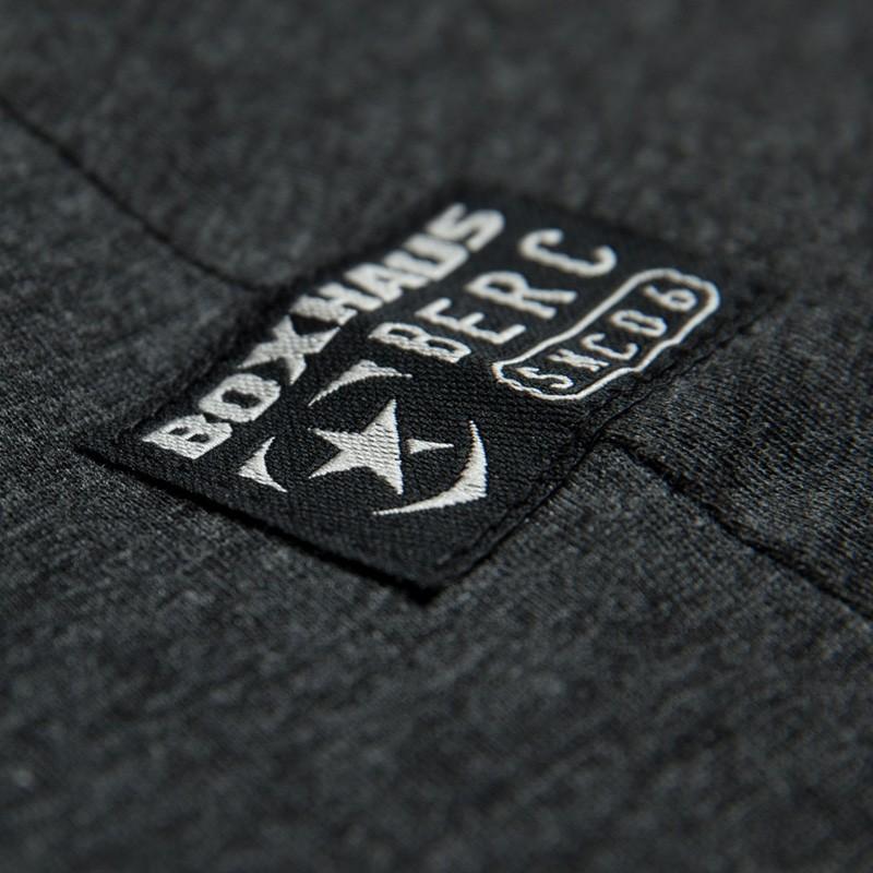 Abverkauf  BOXHAUS Brand Sairon Tank Top Women black htr