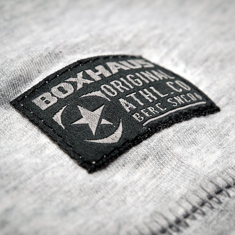 Abverkauf BOXHAUS Brand Havana T-Shirt grey htr