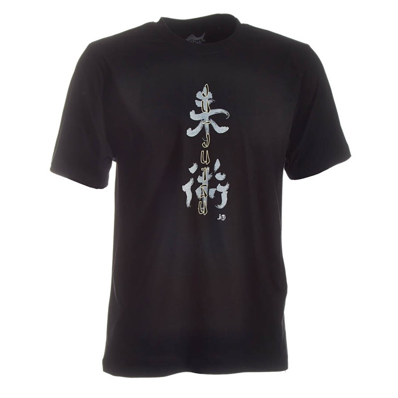 Ju- Sports Ju Jutsu Shirt Classic Schwarz