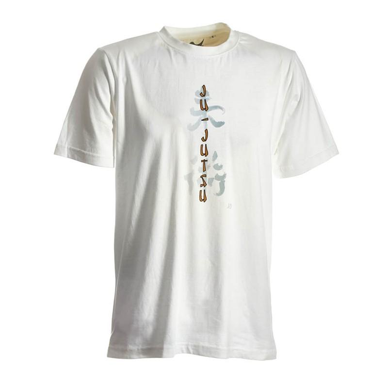 Ju- Sports Ju Jutsu Shirt Classic Weiss Kids