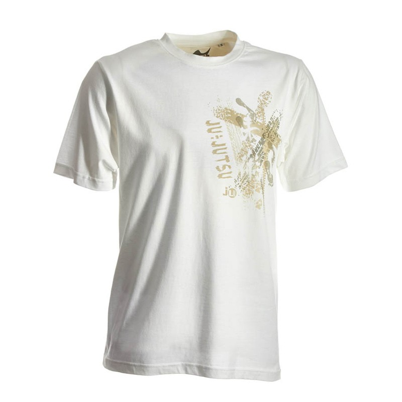 Ju- Sports Ju Jutsu Shirt Trace Weiss
