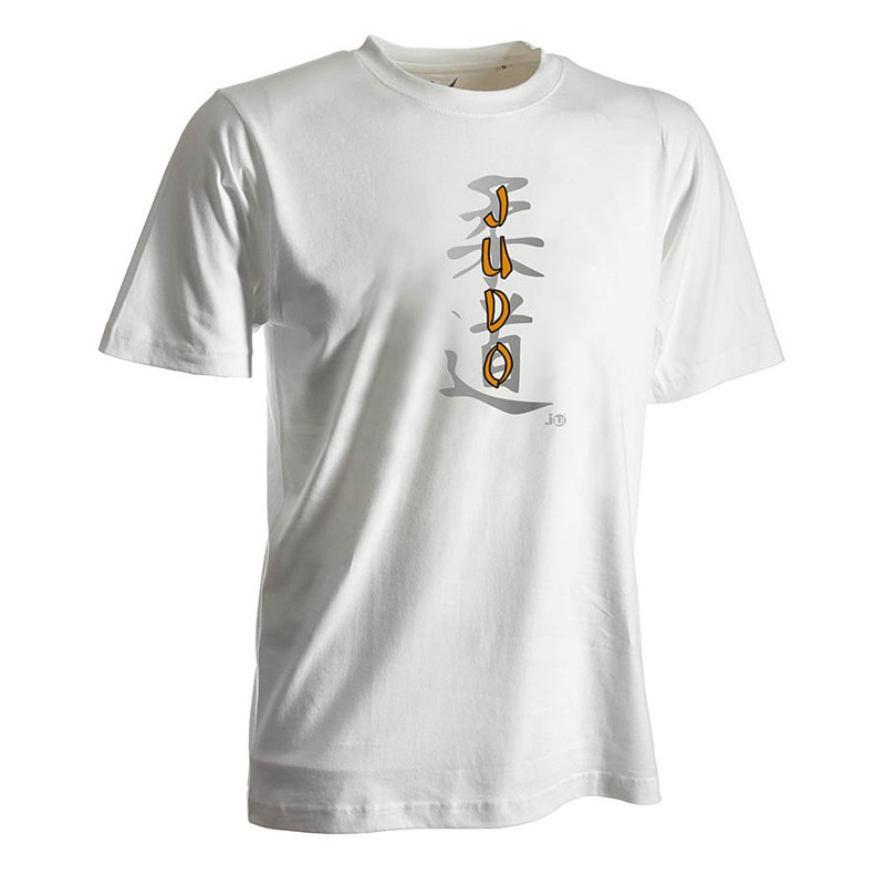 Ju- Sports Judo Shirt Classic Weiss