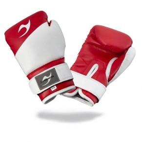 Ju- Sports Kinderboxhandschuh Bonsai Rot