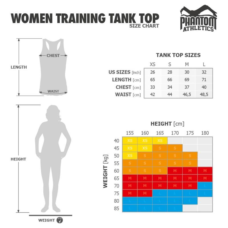 Phantom Jungle Taining Tank Top Women Green